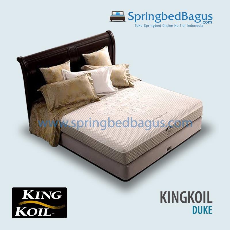 Jual Spring Bed King Koil Duke