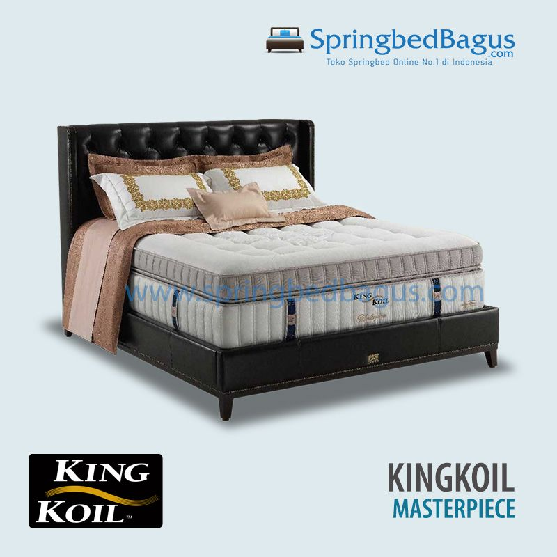 Spring Bed King Koil Masterpiece