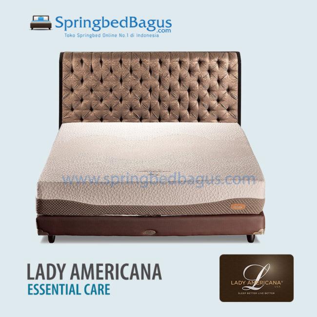 Lady_Americana_Essential_Care_SpringbedbagusCom