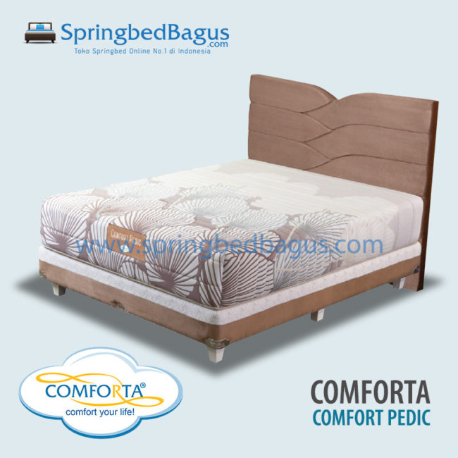 Comforta_Comfort_Pedic_SpringbedbagusCom