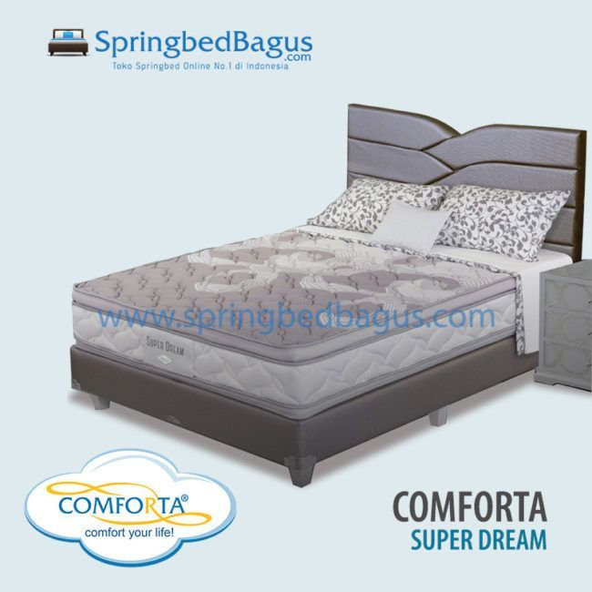 Comforta_Super_Dream_SpringbedbagusCom
