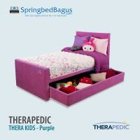 Therapedic_Therakids_Purple_SpringbedbagusCom