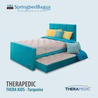 Therapedic_Therakids_Turquoise_SpringbedbagusCom